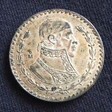 1958 Mexico Un Peso - Silver Coin