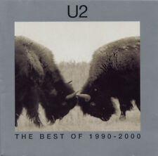 U2: THE BEST OF 1990-2000 - PROMO DVD (2002) HISTORY MIX,  PLEASE, BEAUTIFUL DAY