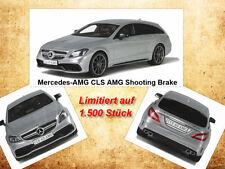 Mercedes-AMG CLS 63 AMG Shooting Brake Limitiert 1.500 Stück GT Spirit 1:18 NEU