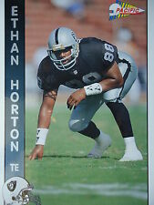 NFL 149 Ethan Horton TE Tight End Pacific 1992