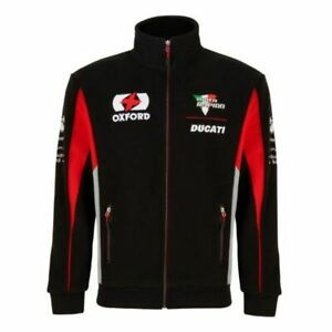 Official  Oxford Products Ducati Team Fleece Jacket - 20OXD-AF