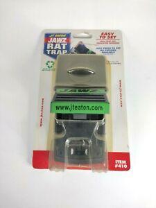 Jt Eaton 410 Jawz Rat Trap (NIB) Sealed Free Shipping!