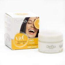 DeBa FACE DAY Cream Vitamin C + Pro-Retinol Regenerative Anti-Ageing 50ml