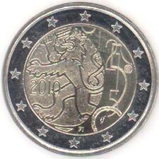 MONEDA DE 2 EUROS FINLANDIA 2010. SIN CIRCULAR. S/C