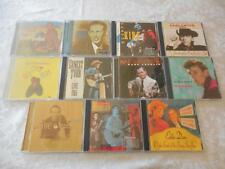 11 CDs Men Of Country Music All LIKE NEW, Cooley, Tubb, Perkins, Smith, Owen 455