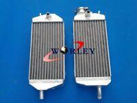 Para Gas Gas MX / SM / EC 200/250/300 2007-2014 Radiador de aluminio 08 09 10 11