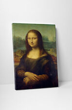 "Mona Lisa (La Joconde) by Leonardo Da Vinci Gallery Wrapped Canvas 30""x20"""
