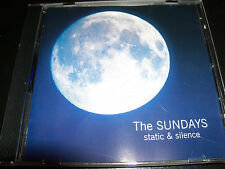 The Sundays Static & Silence (Australia) CD – Like New