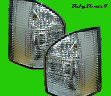 Ford Falcon AU BA BF Wagon Altezza Clear Crystal White Right & Left Tail lights