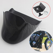 Motorcycle Black Front Spoiler Chin Fairing For Harley Sportster 883 1200 04-17
