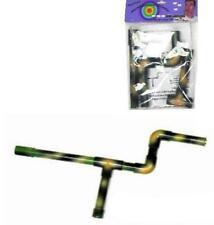 CAMOUFLAGE GREEN 16 INCH MINI MARSHMALLOW GUN toy tube shooter marshmellow guns