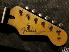 Genuine Fender Lic Relic Strat neck Aged Nitro 62 Stratocaster Mr G's Customs