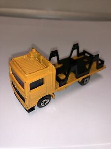 Matchbox Superfast No 26 Volvo Cable Truck. Near mint cond;no box;no cables roll