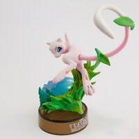 Pokémon Mew Mini Figure 2007 NINTENDO JAPAN KAIYODO Mew And The Wave Hero