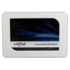 "Disco duro SSD crucial MX 500 500GB 2.5"" 560mb/s (lectura)"