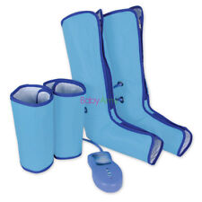 Circulation Air Compression Leg Wraps Regular Massager Foot Ankles Calf Therapy