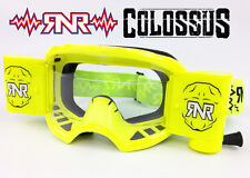 2016 RIP'N'ROLL RNR COLOSSUS WVS XXL MOTOCROSS MX ROLL-OFF LUNETTE DE PROTECTION