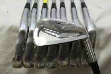 New RH Mizuno MP-25 Forged Iron Set 3-PW - Project-x 5.5 Firm flex steel