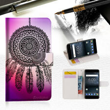 Dream Catcher Wallet Case Cover for Nokia 3 A027