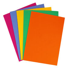 Glamour Mix Plain EVA Foam Sheet, 11-1/2-Inch x 8-1/2-Inch, 5-Piece