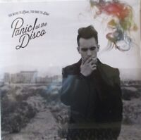 PANIC AT THE DISCO - Too Weird To Live Too Rare To Die ~ VINYL LP SEALED