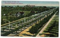 102620 ORANGE AVENUE CORONADO CA VIEW DEL CORONADO VINTAGE POSTCARD c 1910