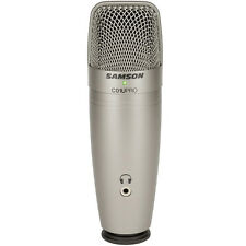 Samson C01U Pro - USB Studio Condenser Microphone