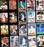 Lot of 22 Baltimore Orioles Assorted Players & Years MLB Baseball Trading Cards