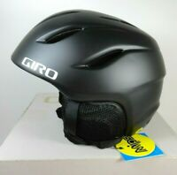 GIRO Nine Jr Mips Snowboard Snow Sports Helmet Youth Sz Medium Matte Black
