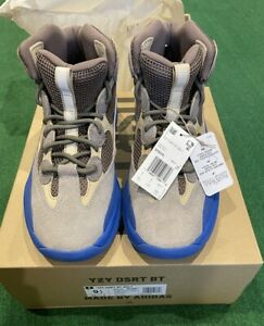 Adidas Yeezy Desert Boot Taupe Blue GY0374 Size 9.5 New in BOX // READY to ship!