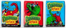 DINOSAURS ATTACK! (Topps,1988)--Unopened Wax Pack (s)^