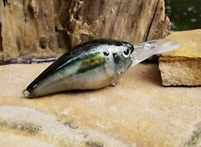 CUSTOM WRAPPED AND PAINTED 1.5 DEEP DIVER CRANKBAITS