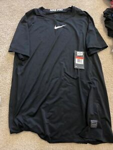 NIKE PRO  RUNNING TOP L