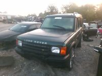 Transfer Case LAND ROVER 99 00 01 02 (Discovery AT)