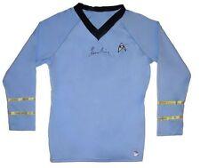 Leonard Nimoy Autographed Spock Star Trek Shirt ASI Proof