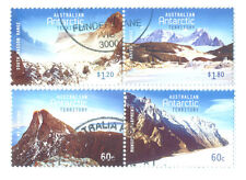 Australian Antarctic Territory Mountains set fine used set - cto