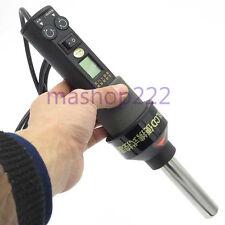 GJ-8018LCD 200W AC 110V Heat Hot Air Gun Welding Temperature Stripper Tools Kit