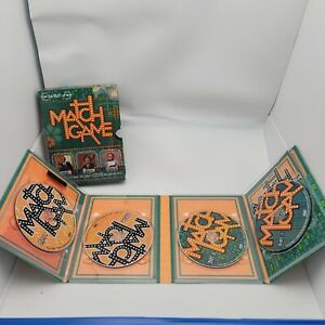 The Best of Match Game: 4 DVD Set Good Condition