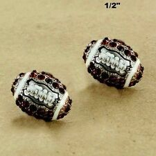 Sports Rhinestone Stud Fashion Earrings