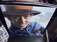 Andy Williams You Lay So Easy On My Mind LP 1974 Columbia Records VG+