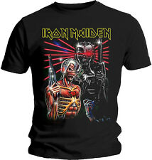 IRON MAIDEN Terminate Somewhere In Time T-SHIRT OFFICIAL MERCHANDISE