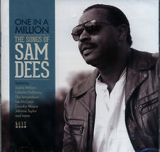 "THE SONGS OF SAM DEES  ""TEMPTATIONS, LES McCANN, J. WILSON, TED TAYLOR ETC"""