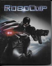 COFFRET COLLECTOR STEELBOOK BLU RAY--ROBOCOP--KINNAMAN/OLDMAN/PADILHIA