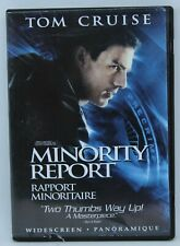Minority Report - DVD - Tom Cruise