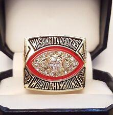 1982 Washington Redskins Super Bowl XVII Championship Ring