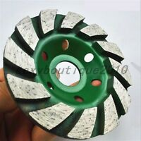 100mm Diamond Grinding Concrete Cup Wheel Disc Concrete Industrial Masonry Stone