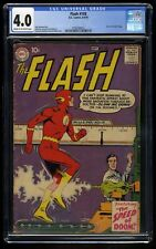 Flash #108 CGC VG 4.0 Cream To Off White Gorilla Grodd! DC Comics