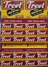 100 Treet Double Edge Razor Blades For £7.49