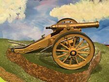 Dulcop Civil War Cannon 54mm toy soldiers