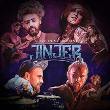 Jinjer - Alive In Melbourne 2020 (NEW CD)